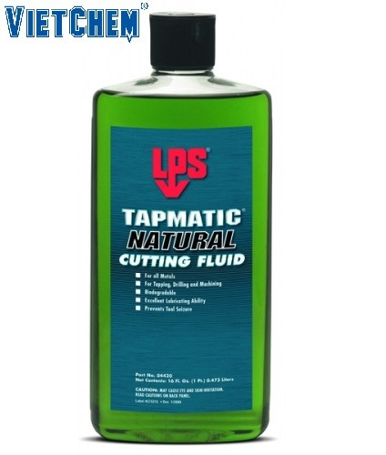 Dầu cắt gọt LPS Tapmatic Natural Cutting Fluid