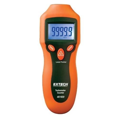 Máy đo tốc độ vòng quay không tiếp xúc 461920 Extech
