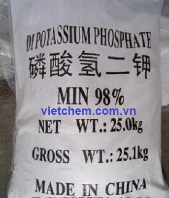 Kali hydro photphat K2HPO4 98% Trung Quốc