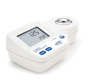 Khúc xạ kế đo đường (%Brix) trong rượu, mứt và nước ép HI96811 Hanna