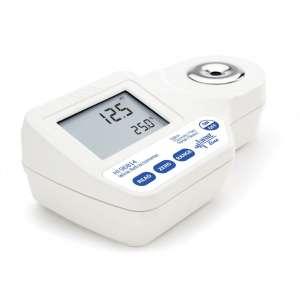 Khúc xạ kế đo đường (% Brix, oOe và oKMW) trong rượu, mứt và nước ép HI96814 Hanna