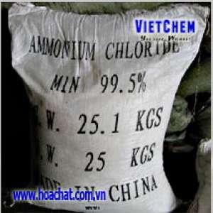 Ammonium Clorua NH4Cl 99,5% min Trung Quốc