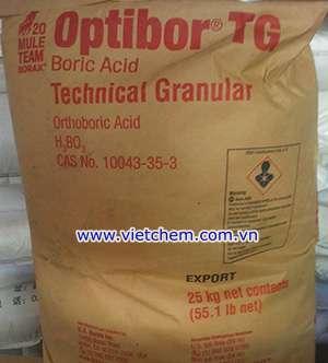 Axit Boric H3BO3