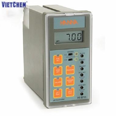 Bộ đo và kiểm soát pH HI8711 Hanna