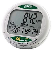 Máy đo lượng khí CO2, nhiệt độ, độ ẩm CO200 Extech