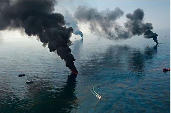 Tai họa sơ suất gây ô nhiễm môi trường