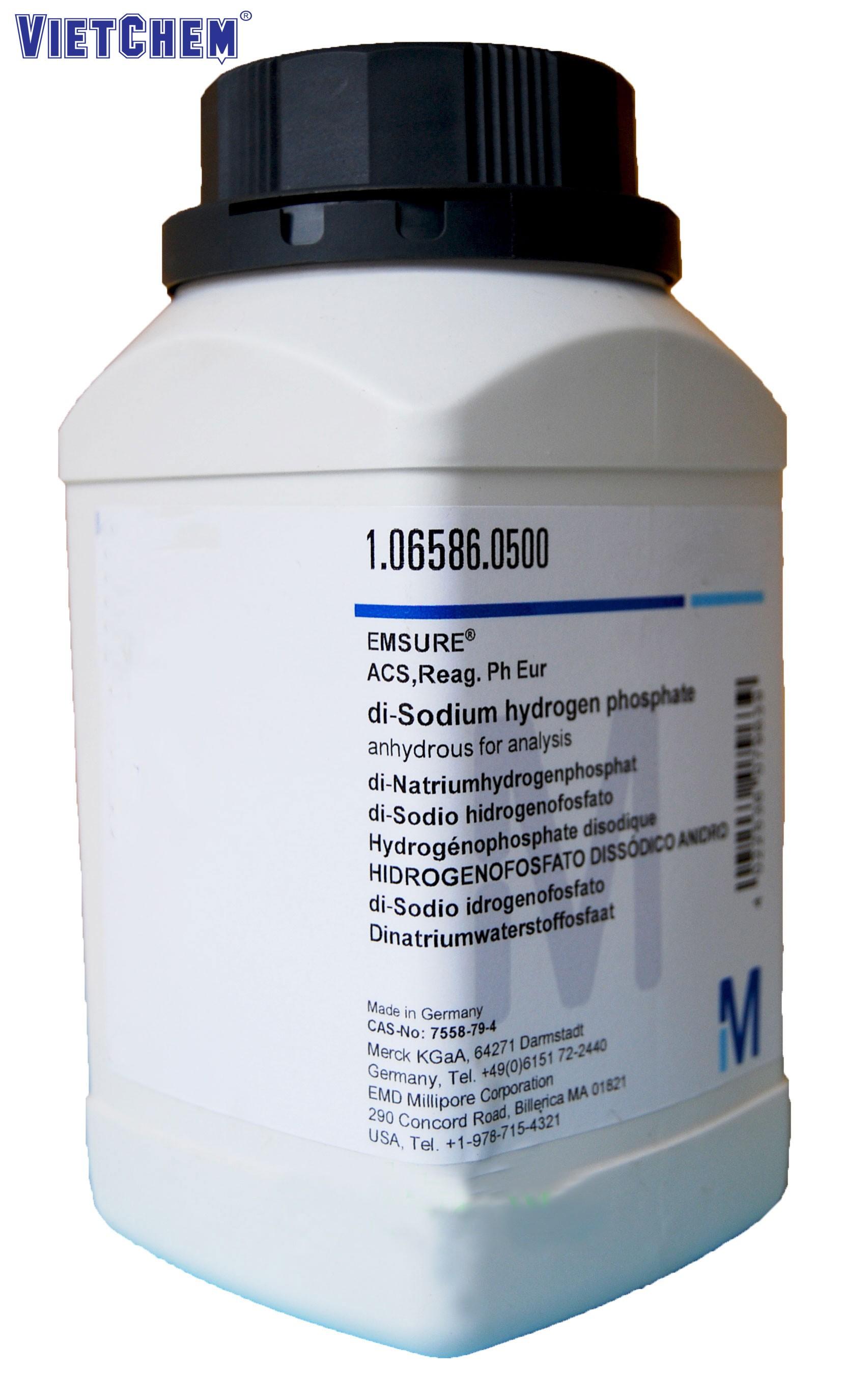 Dung dịch chuẩn Nitrat cho máy AAS - Merck