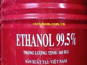 Ethanol - cồn thơm 99%  C2H5OH Việt Nam