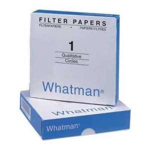 Giấy lọc định tính số 1 lỗ lọc 11µm Whatman