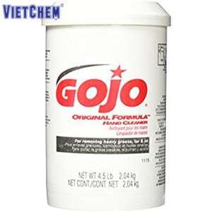 Kem rửa tay loại bỏ dầu mỡ, bụi bẩn GOJO hand cleaner