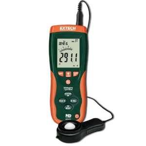 Máy đo cường độ ánh sáng HD450 Extech