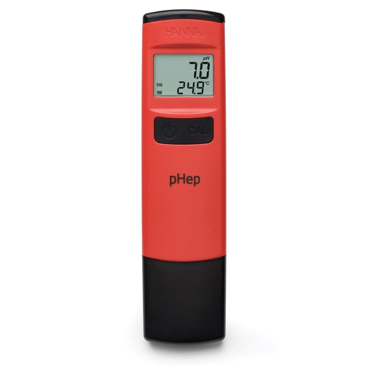 Bút Đo pH/Nhiệt Độ HI98107
