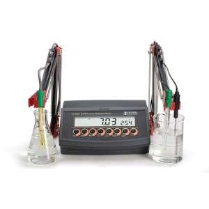 Máy Đo Đa Chỉ Tiêu pH/ORP/ISE và EC/TDS/Độ Mặn HI2550