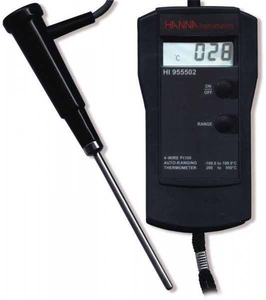 Thiết bị đo nhiệt HI955502 Hanna