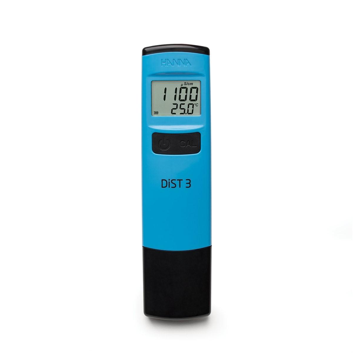 Bút đo độ dẫn/ Nhiệt độ DIST3 HI98303 Hanna