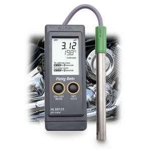 Máy đo pH trong xi mạ HI99131 Hanna
