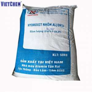 Hidroxit nhôm Al(OH)3 64% Việt Nam