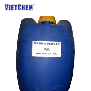 Hydro peroxyt (oxi già) H2O2 30kg - Hàn Quốc