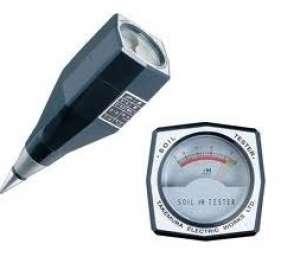 Máy đo pH đất DM-13, Takemura,