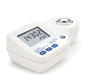 Khúc xạ kế đo độ ngọt Brix HI96800 Hanna