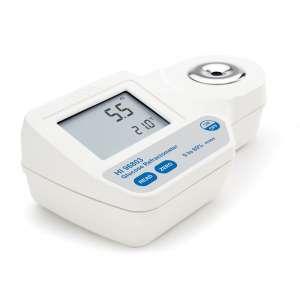 Khúc xạ kế đo độ ngọt % glucose theo khối lượng HI96803 Hanna