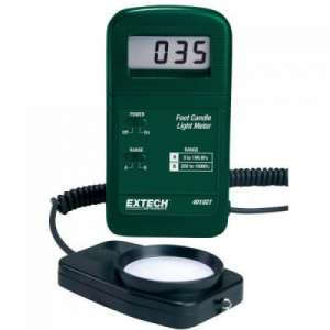 Máy đo cường độ ánh sáng 401027 Extech