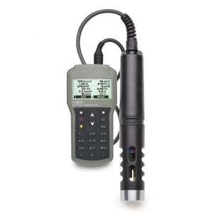 Máy đo pH/ORP/EC/TDS/Độ Mặn/DO/Áp Suất/Nhiệt độ chống thấm nước HI98194 Hanna