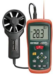 Máy đo tốc độ gió, lưu lượng khí AN200 Extech
