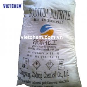 Natri Nitrite NaNO2 99% Trung Quốc