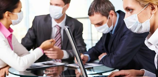 Môi trường văn phòng ô nhiễm ảnh hưởng đến sức khỏe của CBCNV