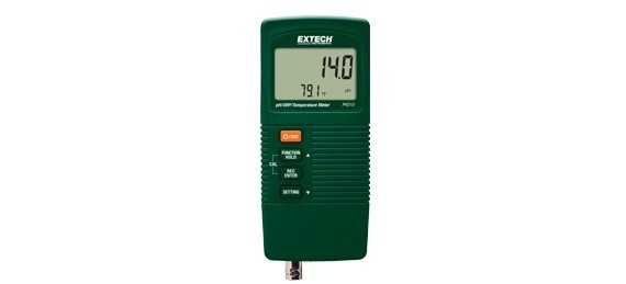 Máy đo pH/ORP/to cầm tay Extech pH210