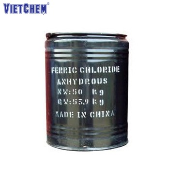 Phèn sắt III Clorua FeCl3 >96%