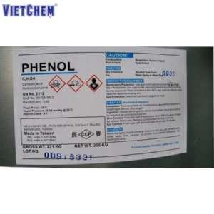 Phenol C6H5OH 99,8% Đài Loan