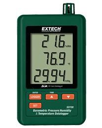 Thiết bị đo áp suất khí quyển, nhiệt độ, độ ẩm SD700