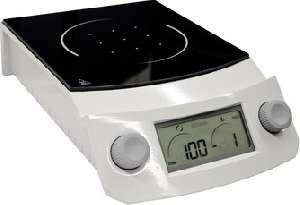 Máy khuấy từ có gia nhiệt hiển thị nhiệt độ và tốc độ khuấy 285416373 SI Analytics (Schott)