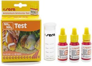 Test NH3/NH4 trong nước