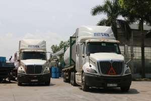 Dịch vụ vận chuyển hóa chất chuyên nghiệp