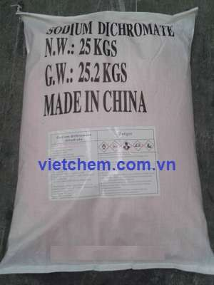 Natri dicromat Na2Cr2O7.2H2O 98,3%