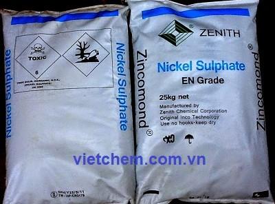 Niken sunphat tinh thể NiSO4.6H2O