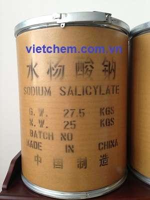 Natri salixylat C7H5NaO3 Trung Quốc
