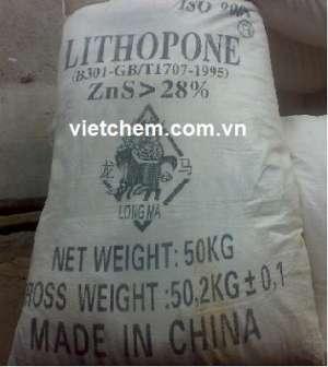 Kẽm sunfua ZnS 28% Trung Quốc