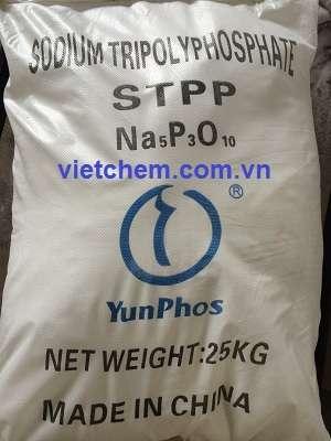 STPP Na5P3O10 99% Trung Quốc