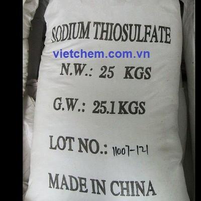 Natri thiosunphat Na2S2O3.5H2O Trung Quốc
