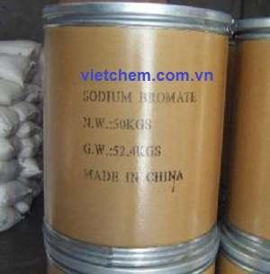Natri Bromat NaBrO3 Trung Quốc