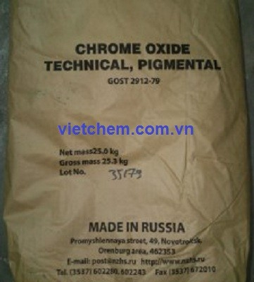 Crom oxit Cr2O3 99%