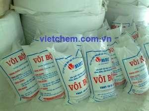 Vôi bột CaO 85%