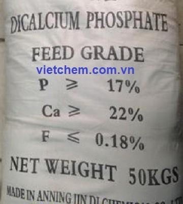 Calcium hydrophosphate CaHPO4 Trung Quốc