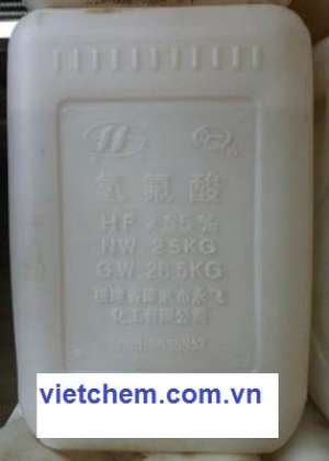 Axit Flohydric HF 55% Trung Quốc