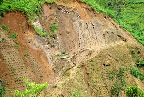Hình ảnh minh họa đất hiếm tại Việt Nam