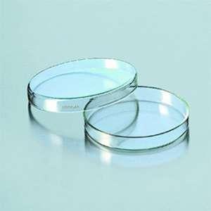 Đĩa petri thuỷ tinh 120x20mm - Schott - Đức